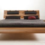 Фото 5: Двуспальная кровать с парящим эффектом