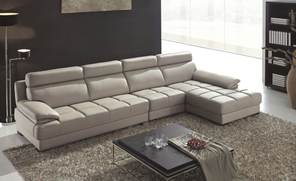 Сочетание дивана в интерьере