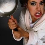 Фото 9: Сковороду лучше не дарить