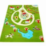Фото 8: Игровой ковер с пейзажем