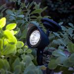 Фото 11: Круглый прожектор солнечного освещения