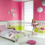 Фото 89: Римские шторы в комнате для девочек