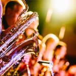 Фото 15: Свадьба под звучание саксофона