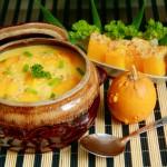 Фото 14: Суп из тыквы