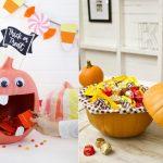 Фото 32: Тыквы с конфетами