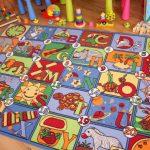 Фото 46: Развивающий коврик с алфавитом