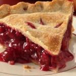 Фото 10: Пирог с вишней
