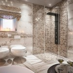 Фото 15: Сочатние размеров плитки в ванной