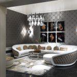 Фото 43: Эксклюзивная форма дивана
