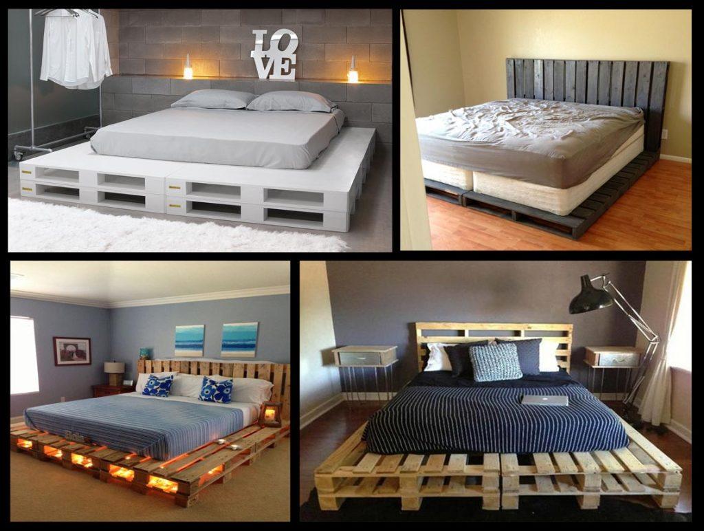 Кровати и паллет