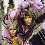 Фото 27: Свадьба в стиле венецианского карнавала