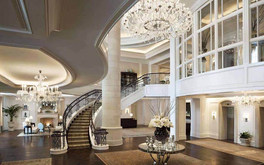 Дизайн апартаментов в классическом стиле