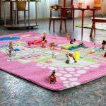 Фото 88: Коврик-жилище для Барби