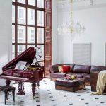 Фото 45: Элитный кожаный диван