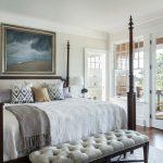 Фото 95: Кровать со столбиками