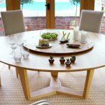 Фото 112: Необычный круглый стол
