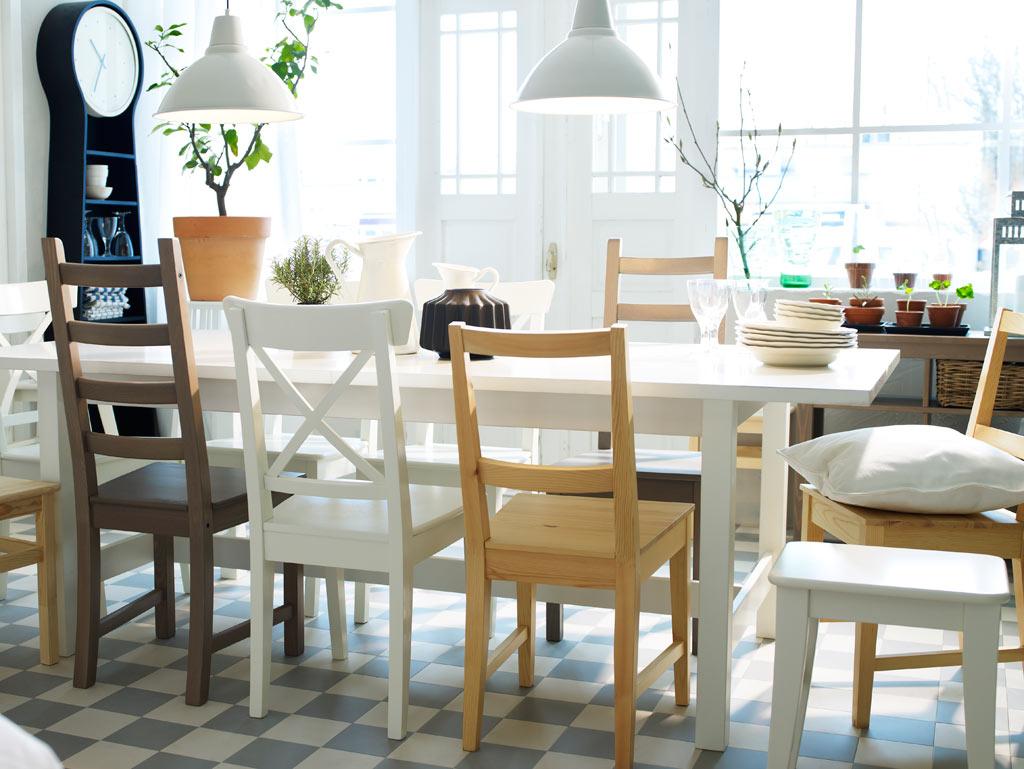 Кухонный стол от Икеа