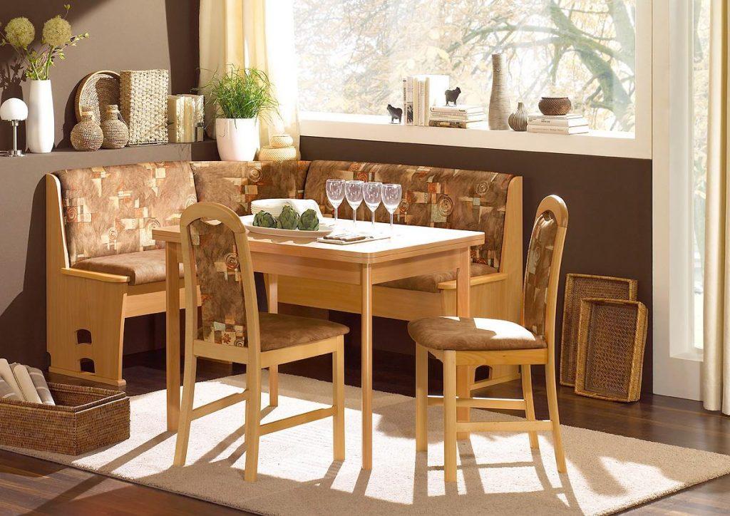 Кухонный уголок на кухне