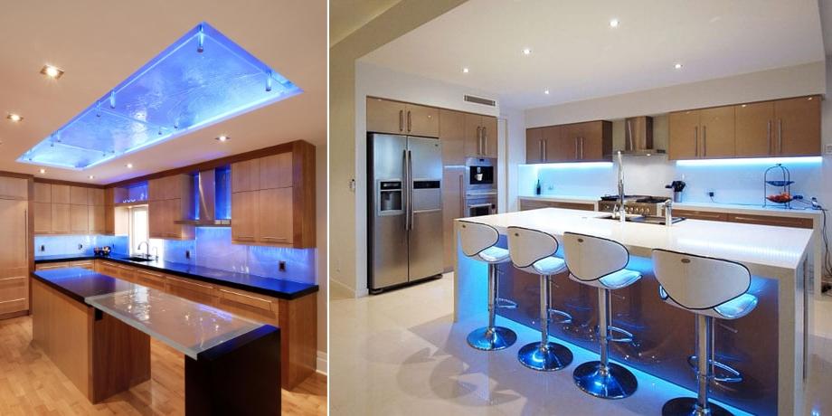 LED-подсветка для кухни