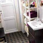 Фото 22: Дизайн маленькой ванной