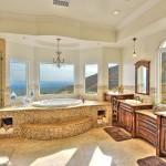 Фото 23: Ванная в средиземнаморском стиле