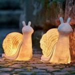 Фото 15: Фигурные солнечные светильники