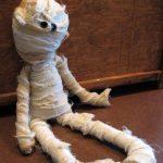 Фото 43: Мумия из куклы