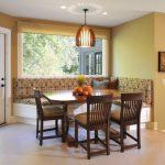 Фото 70: Кухонный уголок в нише