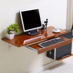 Фото 41: Откидной пристенный столик