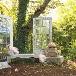 Фото 22: Винтажные декорации для свадьбы