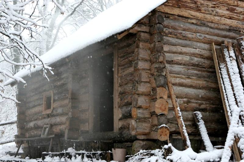 Русская влажная баня