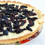 Фото 18: Пирог с жимолостью