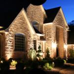 Фото 17: Автоматическая подсветка фасадов