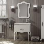 Фото 24: Мебель для ванной в стиле прованс