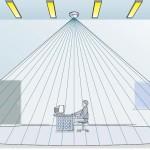 Фото 20: Пример расположения датчика освещения