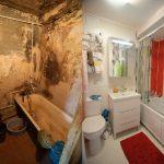 Фото 41: Ремонт ванной до и после