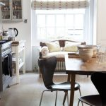 Фото 80: Римская штора на кухне