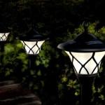 Фото 24: Солнечные фонари
