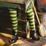 Фото 53: Ноги из сундука на Хэллоуин