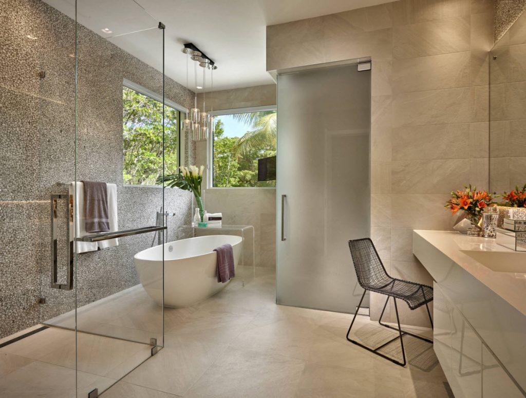 Стильная плитка для ванной