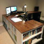 Фото 54: Компьютерный стол-комод