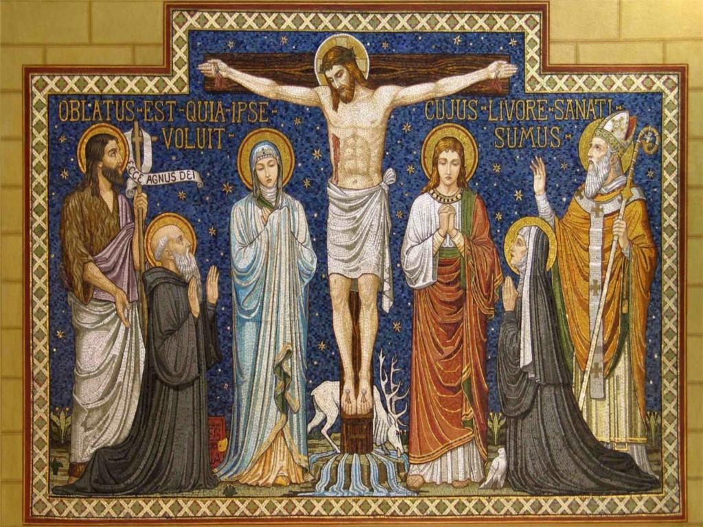 Страстная пятница - день мук и страданий Иисуса, распятого на кресте