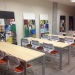 Фото 29: Школьные столы на трех человек