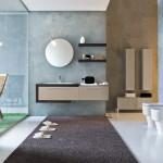 Фото 28: Дизайн ванной комнаты в стиле ультрамодерн
