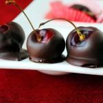 Фото 25: Вишня в шоколаде