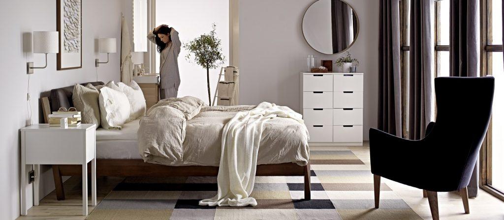 Подбор двуспальной кровати