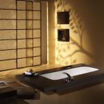 Фото 31: Японский стиль ванной
