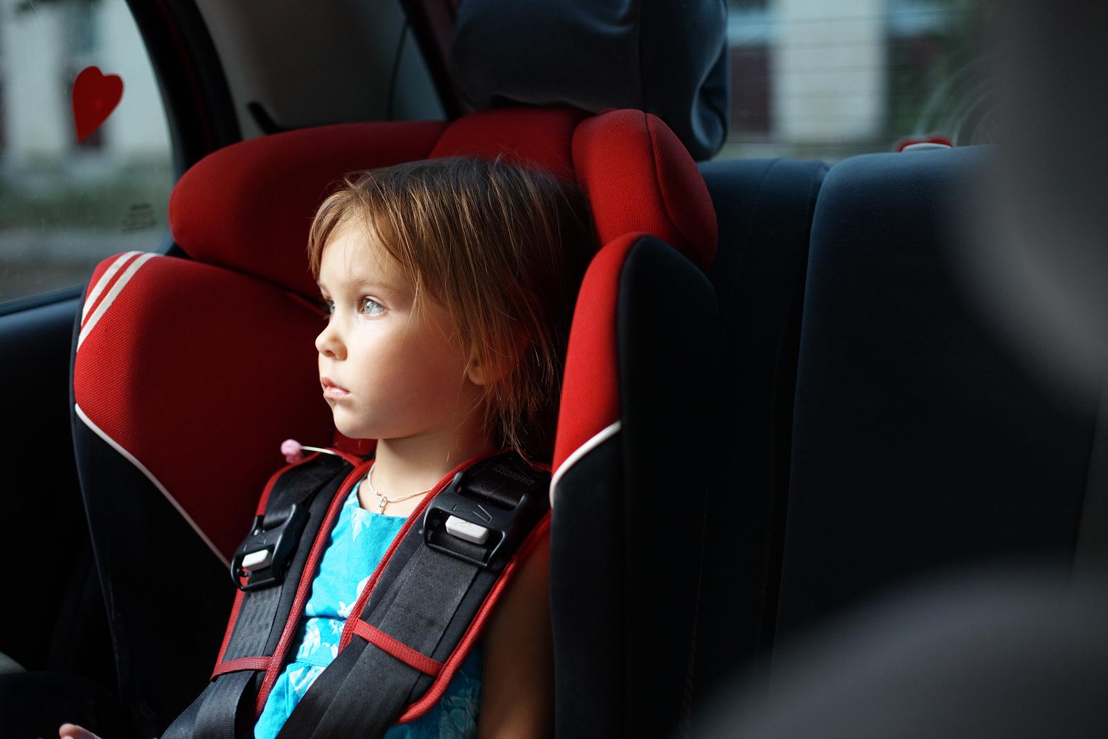 Выбор детского автомобильного кресла