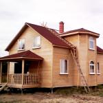 Фото 17: Деревянный дом