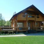 Фото 18: Деревянные дом индивидуальный проект